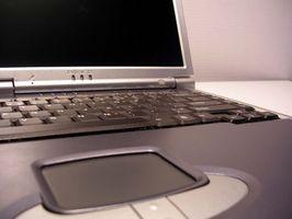 Come riparare un gateway computer portatile Notebook Battery