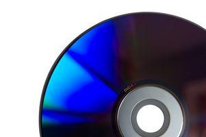 Come formattare un DVD a 8 GB