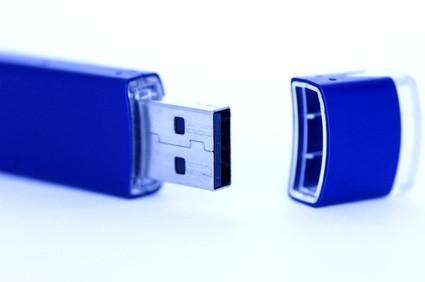 Come utilizzare una chiave di memoria USB