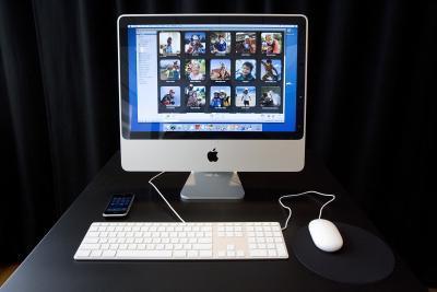 Che scheda madre è in iMac?