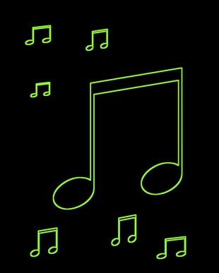 Come fare simboli musicali su un computer
