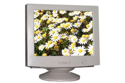 Confronto di CRT e LCD Monitor