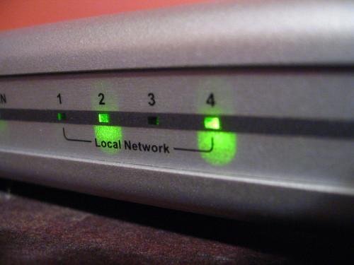 Come accedere al vostro router wireless