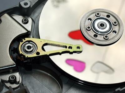 Come aggiornare il disco rigido 1030NR