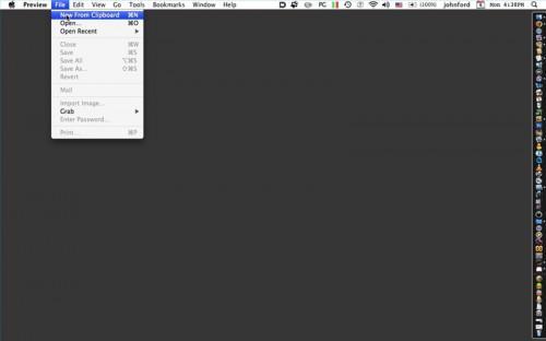 Come estrarre le icone delle applicazioni su Mac OS X
