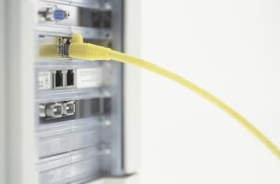 Come a Polacco un cavo di fibra ottica