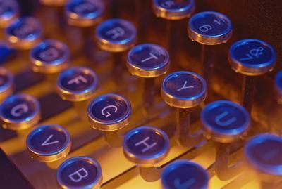 La differenza tra una macchina da scrivere e una tastiera di computer
