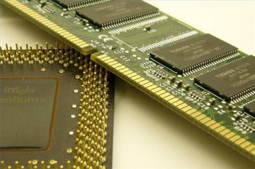 Come funziona RAM lavorare con la CPU?