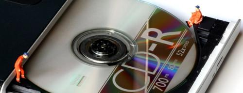Come modificare il lettore CD di default