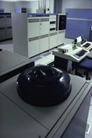 Dispositivi di archiviazione Prima che l'uso di Floppy Disk