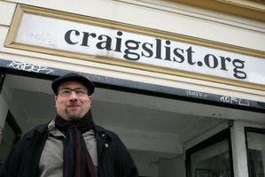 Come rispondere a annunci su Craigslist