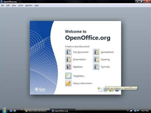 Open Office Tutorial Base
