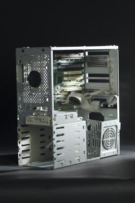 Come installare un pannello laterale 120 millimetri Case Fan
