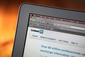 Come modificare l'impostazione dell'Industria il vostro profilo LinkedIn