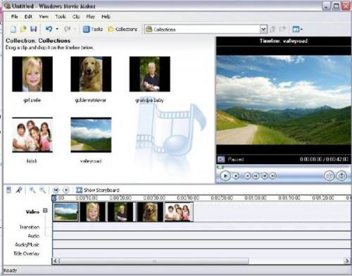 Come fare presentazione di immagini