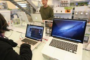 Come visualizzare un disco rigido del Mac su un PC