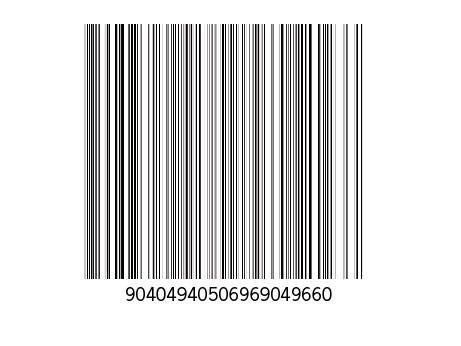 Come fare un codice a barre in Photoshop