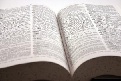 Come trovare il dizionario in Microsoft Word