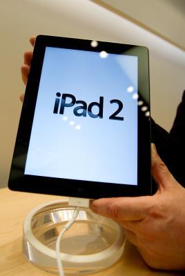 Come utilizzare una tastiera su schermo per un iPad