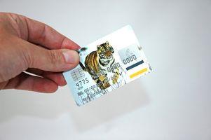 Come controllare la mia carta di credito online Punti