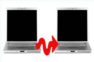 Come inviare un file a un altro computer