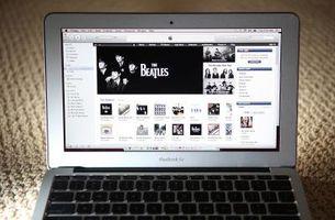 Come condividere iTunes Music in una rete