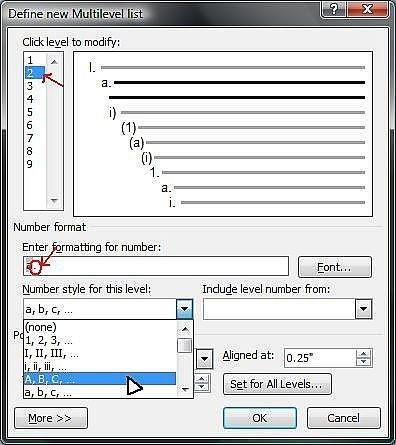 Come creare una struttura MLA in Microsoft Word 2007
