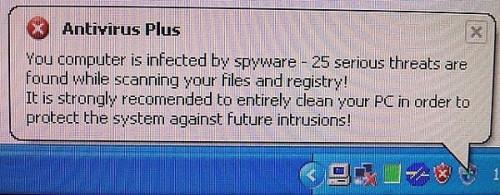 Come individuare XP antivirus (virus) sul computer