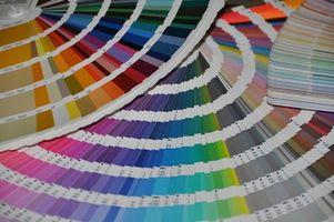 Come convertire Hex colore di Pantone