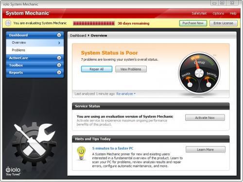 Il miglior software di PC Fix