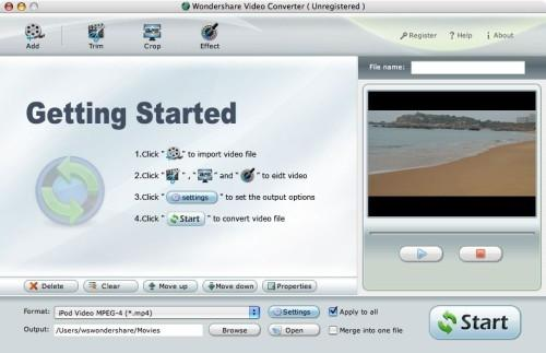 Come convertire i file FLV in MP4 su Mac