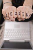 Come per pubblicizzare un blog del sito sul Web