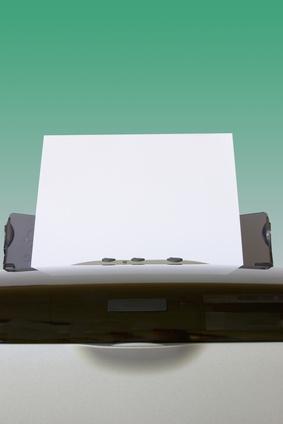 Come stampare su Carte Bianche