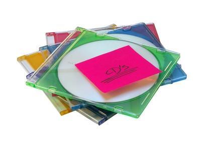 Come fare etichette DVD personalizzato con una Casio CW-50 stampante termica