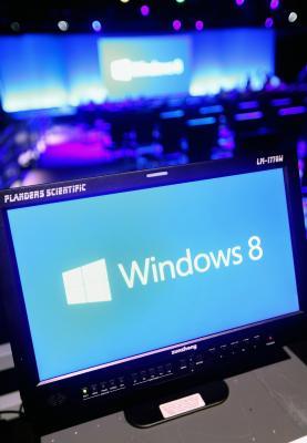 Partizione di un disco rigido per Windows 8