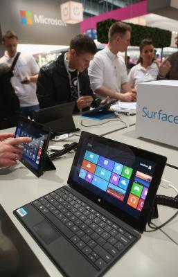 Come avviare un Tablet Surface in modalità provvisoria