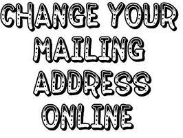 Come modificare l'Indirizzo postale online