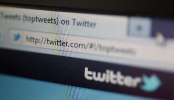 Definizione Twittering