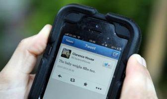 Se qualcuno non Avete seguito su Twitter, cosa vedono i tuoi tweets a loro?