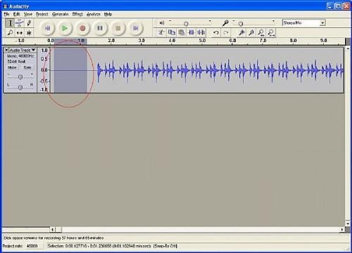 Come utilizzare audacia di creare MP3 della tua musica preferita da YouTube o una fonte online
