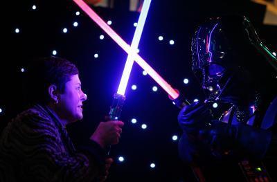 Come fare Lightsaber Con Video Effects