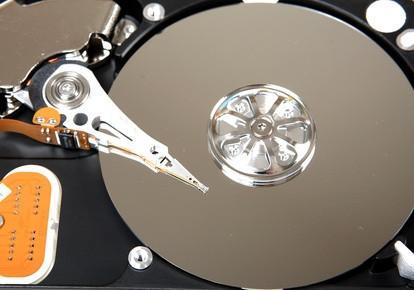 Rimozione di un disco rigido Hewlett Packard