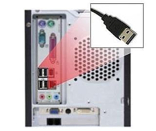 Come formattare e partizionare un Jumpdrive USB