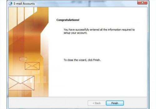 Come impostare gli account e-mail separato in Microsoft Outlook 2003