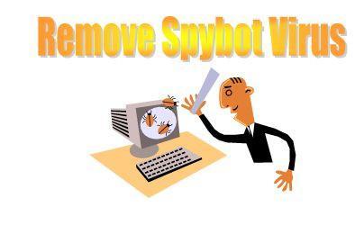 Come rimuovere un virus Spybot