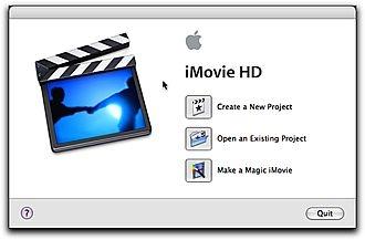 Come fare un iMovieHD Video Podcast Utilizzando