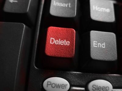 Programmi per cancellare i file
