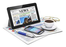 Come costruire un sito web di base Notizie dinamico