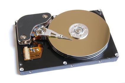 Come cancellare un disco rigido del computer portatile HP