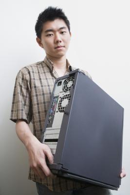 Come pulire all'interno di una custodia hard disk